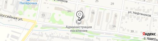 Мои документы на карте Мирного