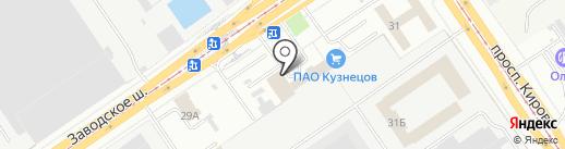 СтройГлобалСервис на карте Самары