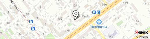 Компания ритуальных услуг на карте Самары