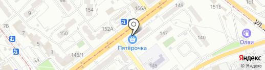 MelMax на карте Самары