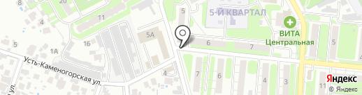 Мастерская по ремонту бытовой техники на карте Самары
