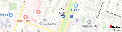 Studio-art на карте Самары