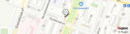 Ваш парикмахер на карте Самары