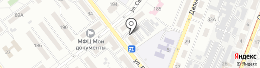 Квантум на карте Самары