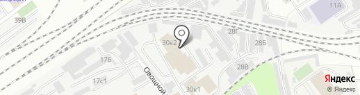 Тасей на карте Самары