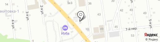 Заруливай на карте Самары