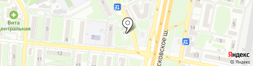 Горилка на карте Самары