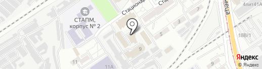 Аквафильтр на карте Самары