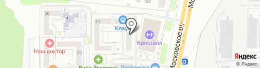 Самара Связь Телеком на карте Самары
