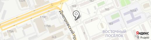 Мастерская по ремонту сотовых телефонов на карте Самары