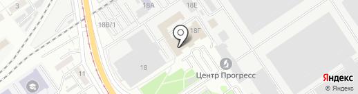 Банкомат, Сбербанк, ПАО на карте Самары