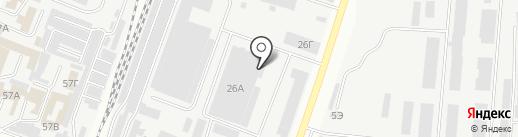 ВАЛДАЙ на карте Самары