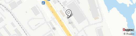 VIP текстиль на карте Самары