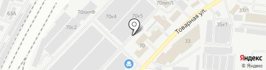 ОК Самара на карте Самары