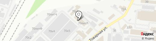 Купец на карте Самары