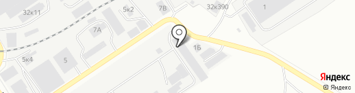 Волгатехгаз на карте Самары