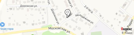 Старо Древо на карте Новосемейкино