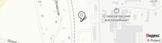 ЦАМИЗ на карте Самары