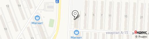 Вет-Диапазон на карте Смышляевки