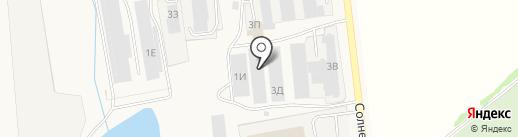 БИО-комплекс на карте Новосемейкино