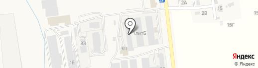 АкваКонтроль Самара на карте Новосемейкино