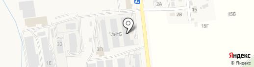 ТНП на карте Новосемейкино