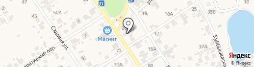 ПАК на карте Новосемейкино