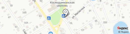 CUSTOM на карте Новосемейкино