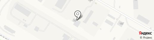 Радиант на карте Смышляевки
