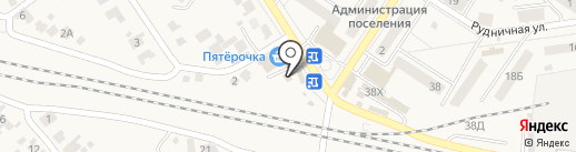 Вега на карте Новосемейкино
