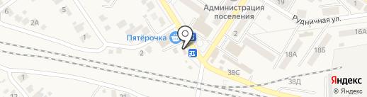 Красна цена на карте Новосемейкино