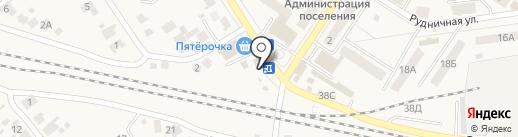 Магазин на карте Новосемейкино
