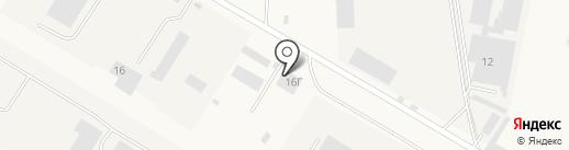 ЖБИ №10 на карте Смышляевки