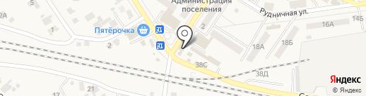 МегаФон на карте Новосемейкино