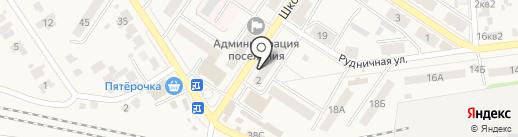 Наша Аптека на карте Новосемейкино