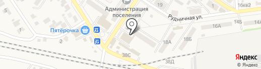 Многопрофильный магазин на карте Новосемейкино