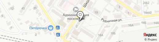Семь+Я на карте Новосемейкино