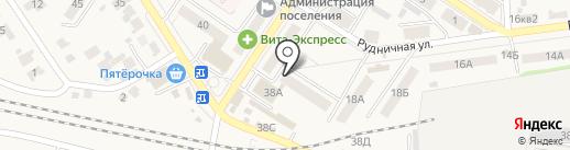 Сампэкс на карте Новосемейкино