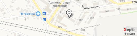 Аптека на карте Новосемейкино