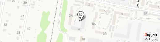 Волжские высоты-2 на карте Петры Дубравы