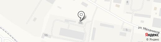 ЛКК Поволжье на карте Смышляевки