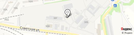 Салют на карте Новосемейкино