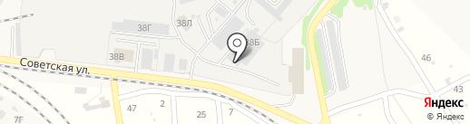 СТРОЙТЕХНИКА на карте Новосемейкино