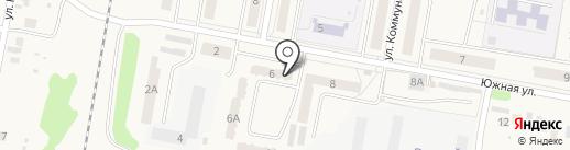 Вест на карте Петры Дубравы