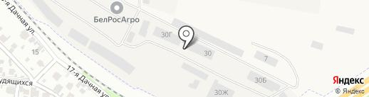 Матрас-кровать на карте Смышляевки