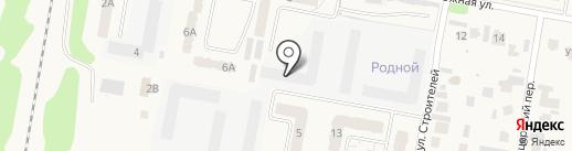 Новация на карте Петры Дубравы