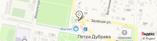 Моя аптека на карте Петры Дубравы