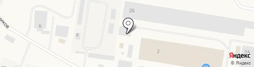 Саксэс на карте Смышляевки