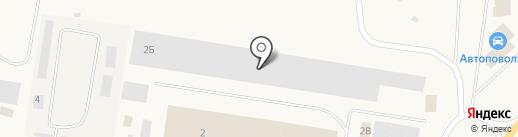 Фитингвиль на карте Смышляевки