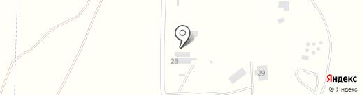 ДомБлок на карте Новосемейкино